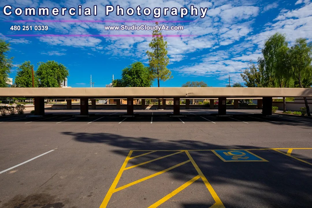 Phoenix Arizona Building Office Photography