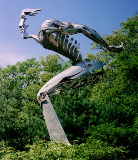 """""""Mind as Body"""" Stainless, 16'"""