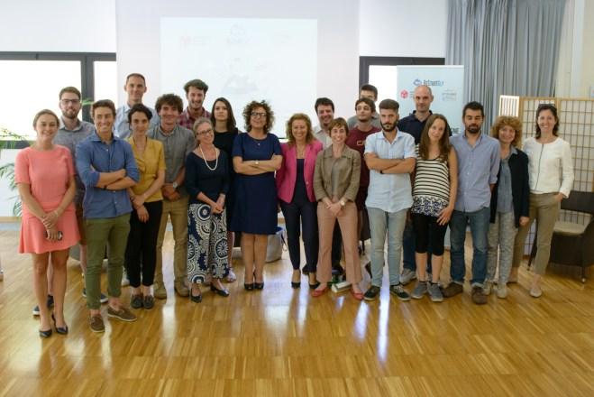 ReStartAlp gruppo web Fondazione Edoardo Garrone Cariplo startup progetto impresa