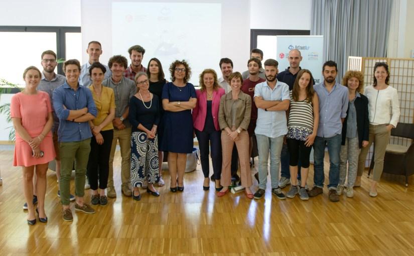 Al via oggi a Premia (VCO) la seconda edizione di ReStartAlp, l'incubatore dedicato ai giovani aspiranti imprenditori sulle Alpi