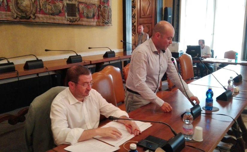 Alessio Piana CAL Anci Liguria Pierluigi Vinai