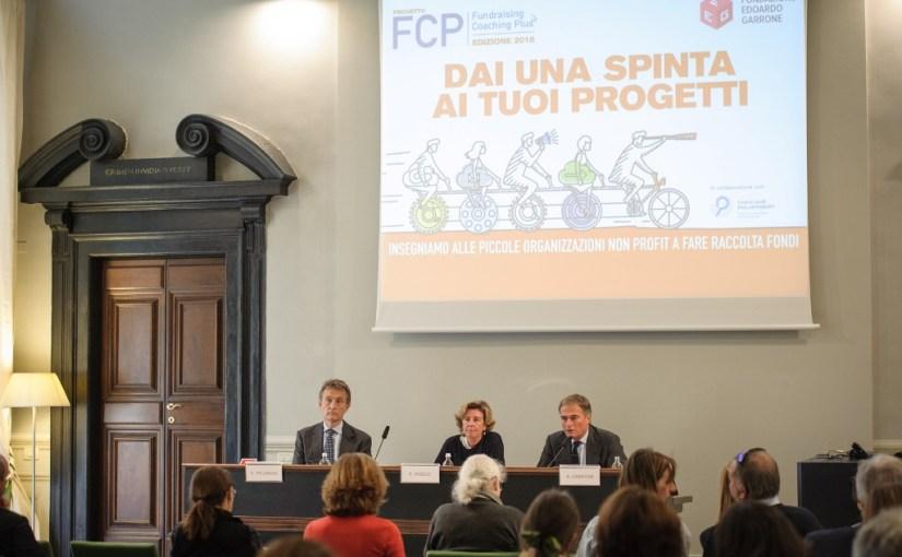 Fondazione Edoardo Garrone – Al via il progetto Fundraising Coaching Plus