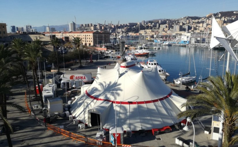 Circumnavigando Festival 2017 Grow up