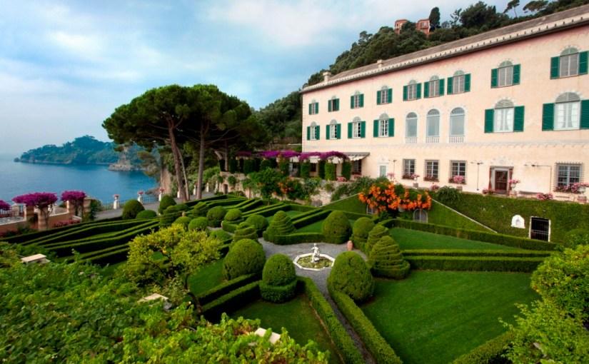 Le vie del mare Marina Genova Ligurian Gardens Abbazia della Cervara_low