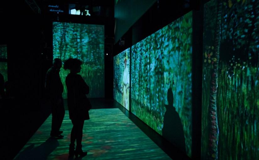 Van Gogh Alive Genova Notte dei Musei Reading