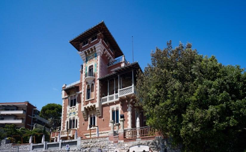"""Istituto Chiossone: giovedì 15 novembre a Villa Chiossone reading """"Spoon River di David Chiossone"""" a cura del Teatro dell'Ortica"""