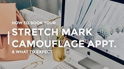 how to book your stretch mark camouflage appointment