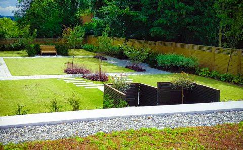 totteridge garden design concept