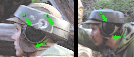 Endor Rebel Soldier  The Helmet