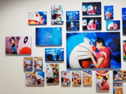 Doraemon's Selfies
