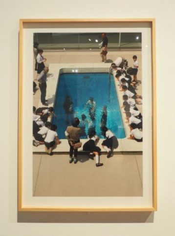 The Swiming Pool, Leandro Erlich