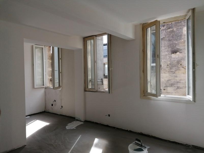 nos trois fenêtres qui laissent entrer la lumière