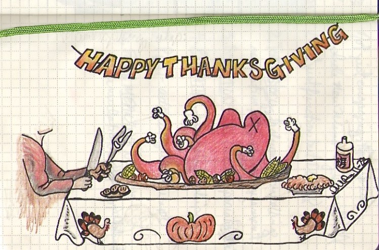 Happy Expat Thanksgiving!!