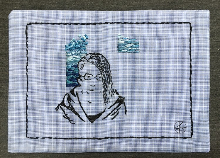Embroidered image of Studio Deanna by Studio Deanna