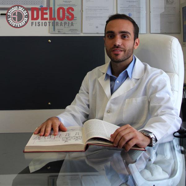 Dottore Fisioterapista Andrea Crispino