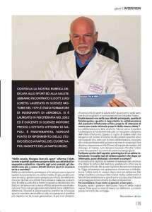 Pinklifemagazine: intervista al dott. Luigi Loreto responsabile Studio Delos