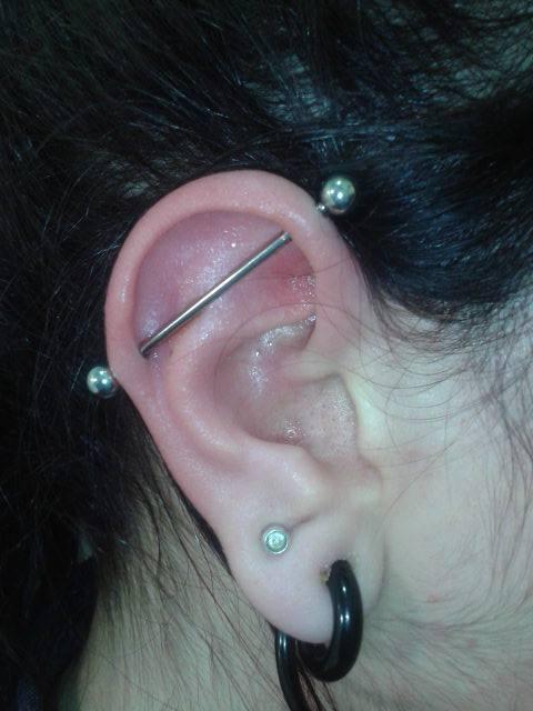 Piercing 3