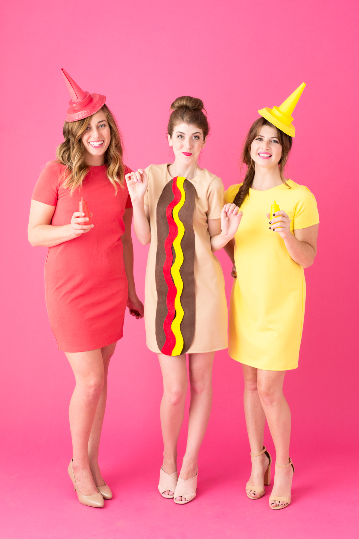 DIY Hot Dog Costume (+ Last Chance for FREE Shipping