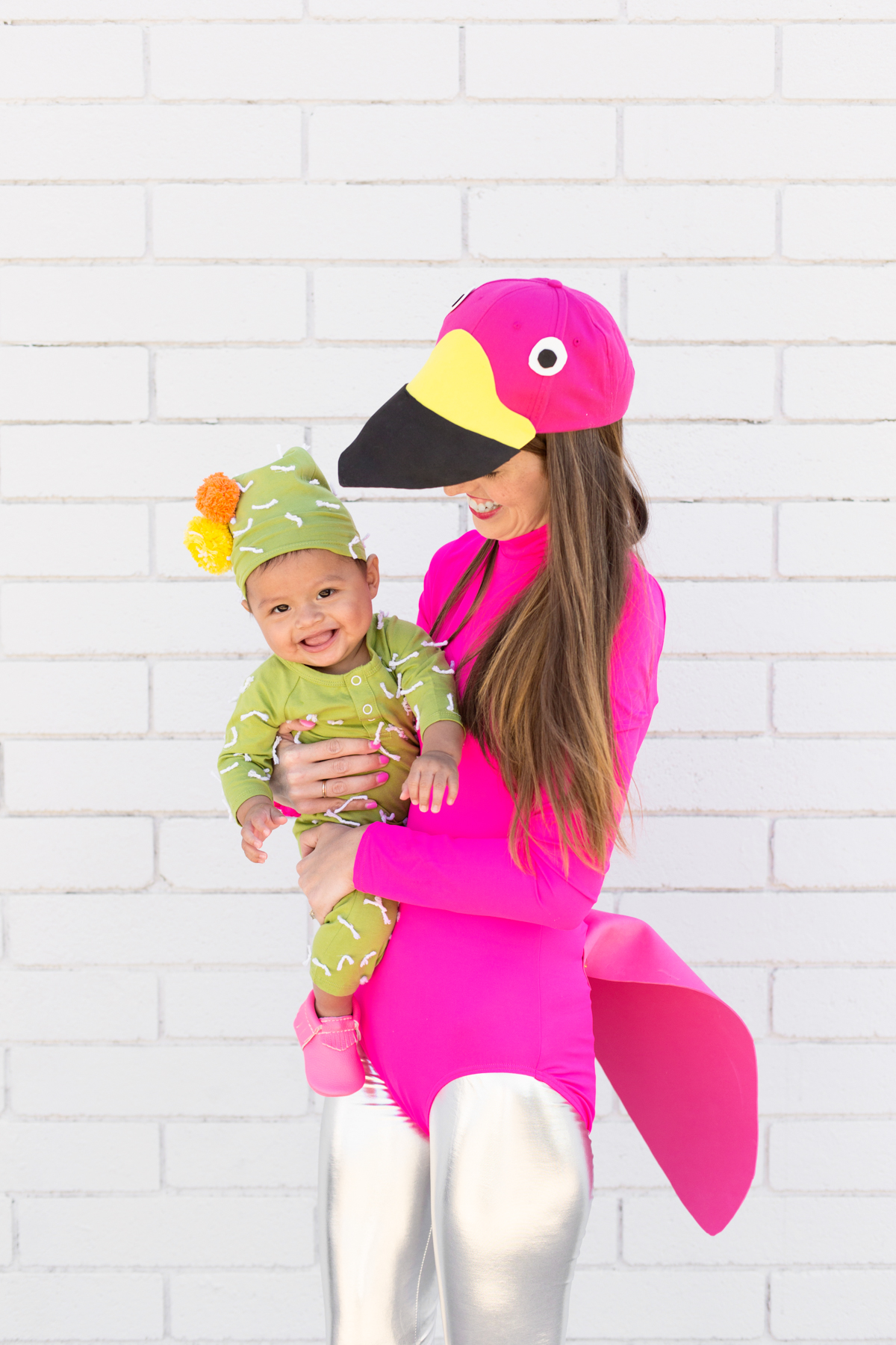 Diy Lawn Flamingo Costume Cactus Baby Costume A Giveaway