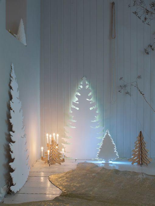 árboles de navidad originales para tu casa