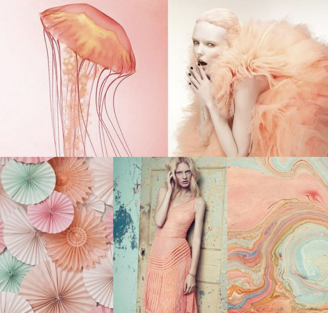 Tendencias primavera 2016 colores de moda