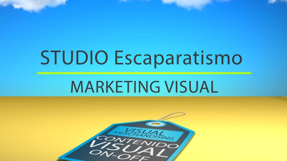 Marketing visual - contenidos on-off