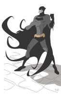 Batman_by_NunoPlati