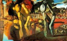 Metamorfose de Narciso - Salvador Dali