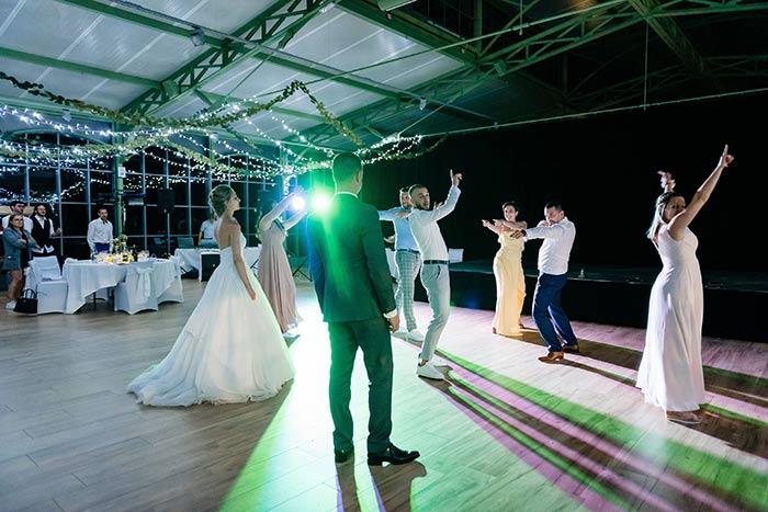 photo bal mariage