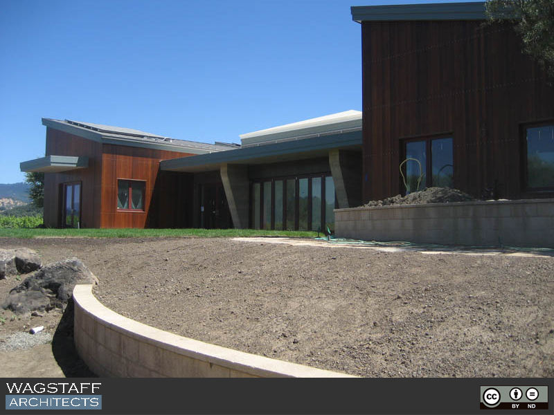 Construction: Napa Guest House