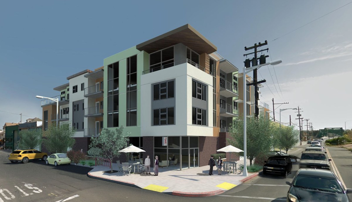 Mixed Use Project in Oakland California