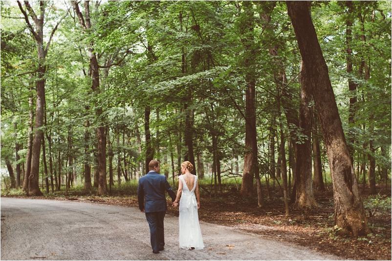 Thatcher Woods Pavilion Wedding in River Forest with Ellen and David  Studio Finch Chicago