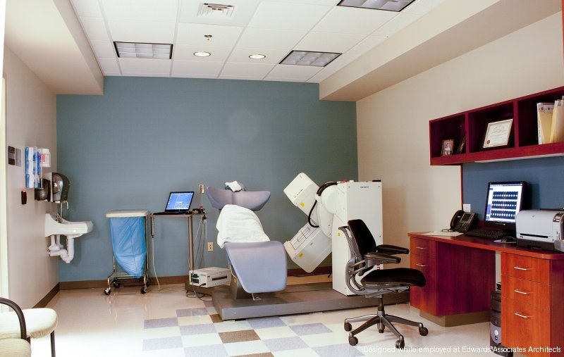 Medical Offices  studio forty