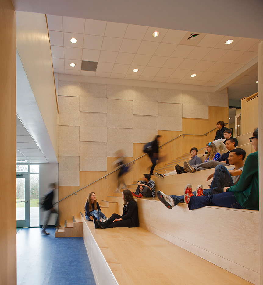 Studio G Architects  Learn Portfolio  Sturgis Charter Public School