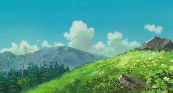 High Res Desktop Backgrounds Wind Rises