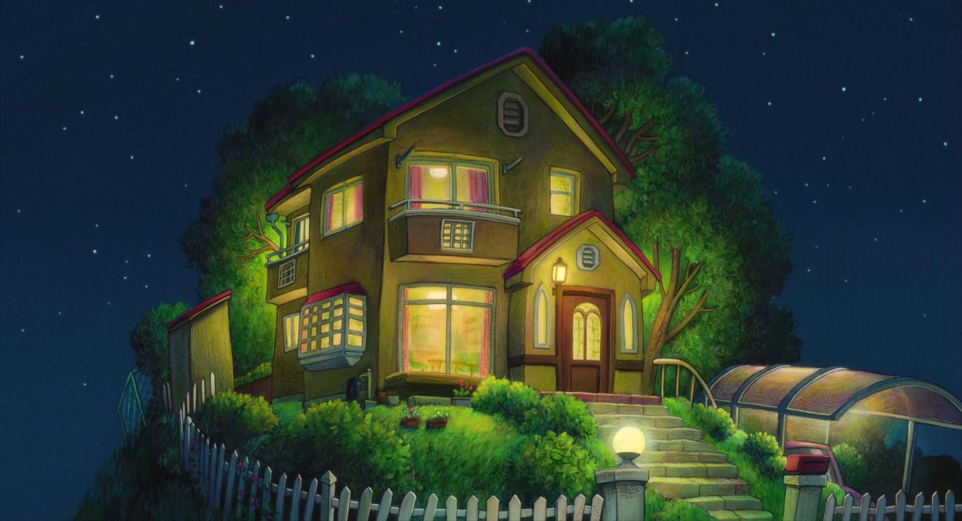 Howls Moving Castle Hd Wallpaper Wallpaper Wednesday More Ghibli Wallpapers For You