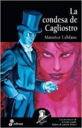 Portada edición española La Condesa de Cagliostro