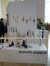 Display by Jeannie Pappas (Toronto)