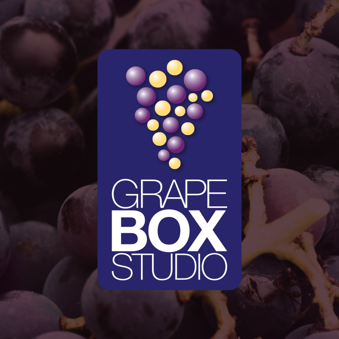 Grape Box Studio Logo