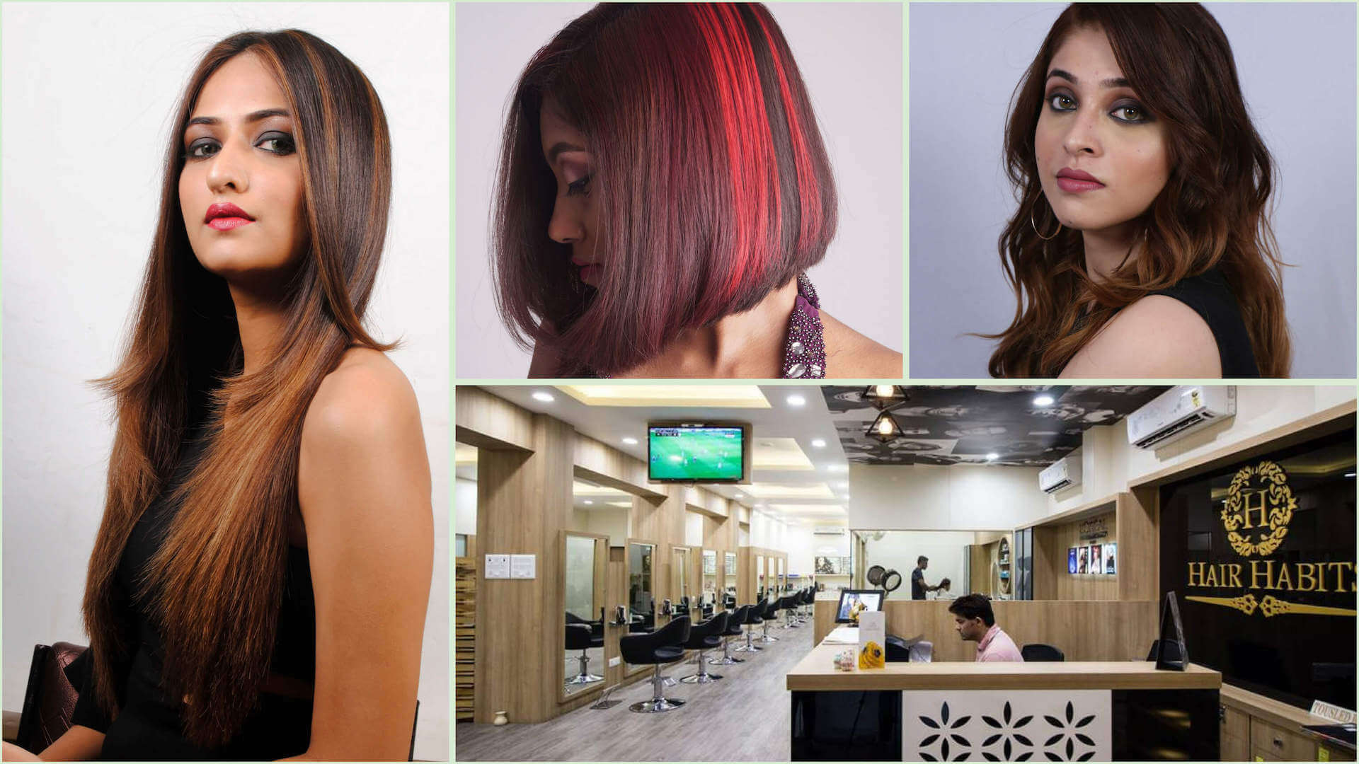 best salon in Nagpur hair habits
