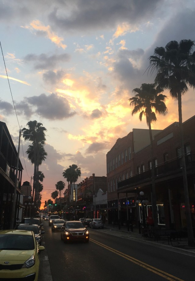 Ybor City, Tampa, Florida