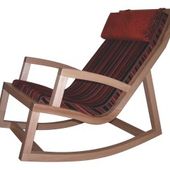 Rocking Chair With Footstool India Hanging Wall Bracket And Studio Hip