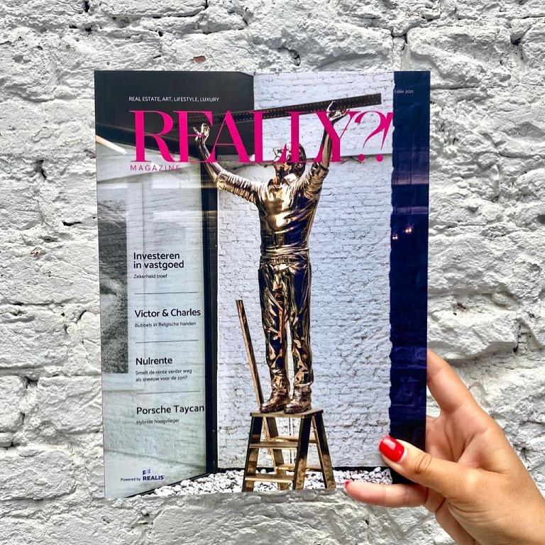 Really?! magazine van REALIS Immo