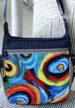 A Very Large Back, Perfect for storing important paperwork! Zippered Pocket.