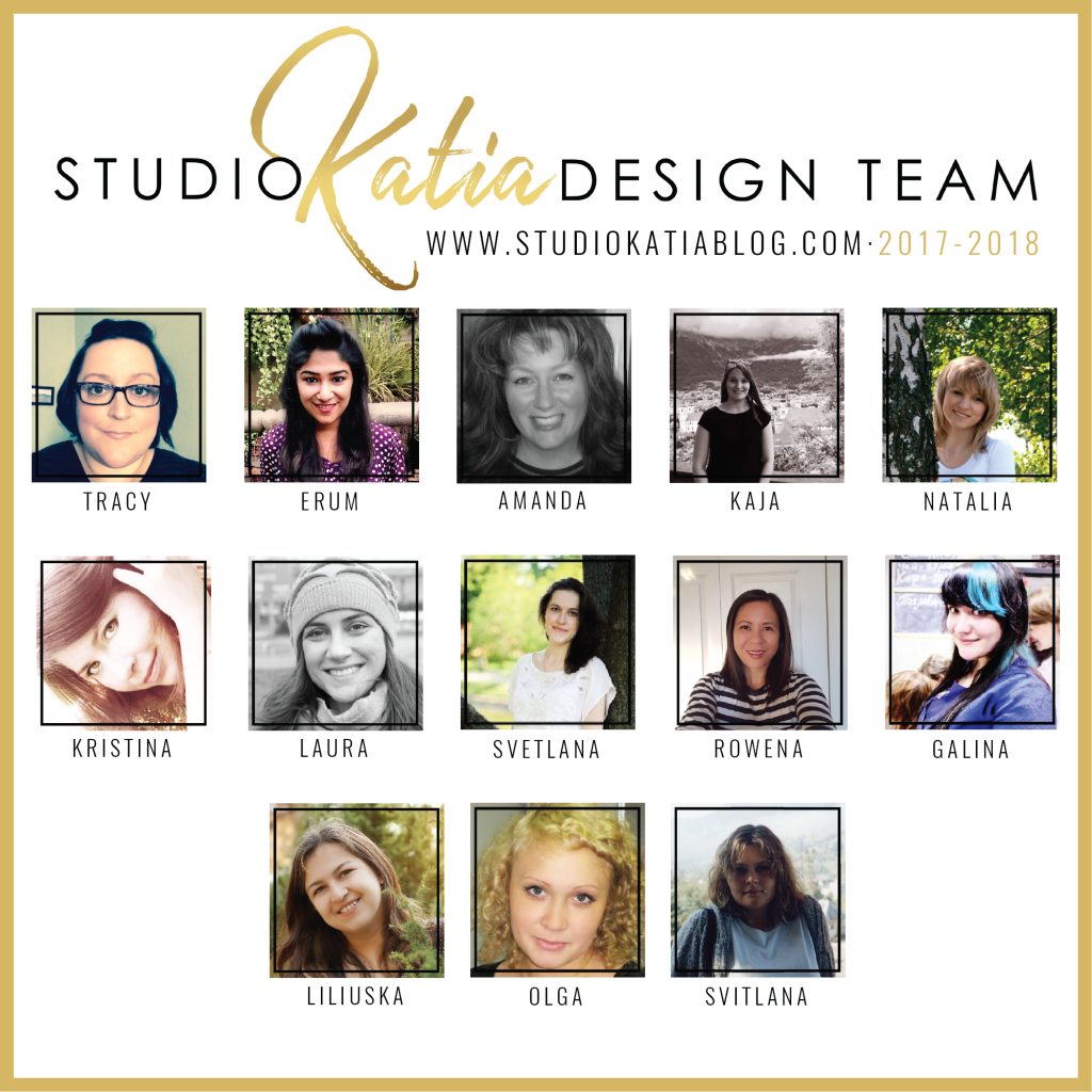 DT announcement | STUDIO KATIA