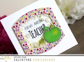 Back to School | Theme Week – Day 3 with Valentyna
