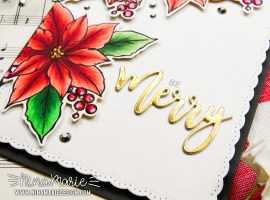 Be Merry with Guest Designer Nina-Marie