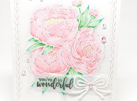 Guest Designer | Five Cards with Jacquie