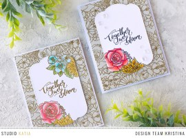 Floral Trimmings with Kristina