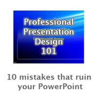 scientific powerpoint tips